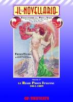 La copertina del Novellario, il catalogo ragionato di Franco Filanci edito da Unificato